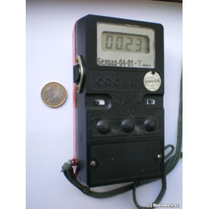 Radiometr BELRAD-04-01