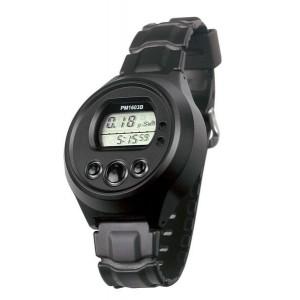 Dozimetr v hodinkách PM1603A