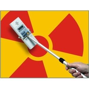 Zakázkové měření radioaktivity zásilek, předmětů, kontejnerů, apod.