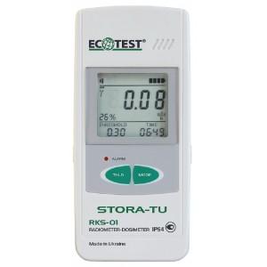 Profesionální dozimetr radiometr STORA-TU RKS-01
