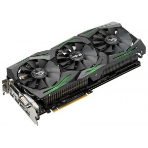 Grafická karta ASUS GeForce GTX 1080 Ti STRIX 11GB