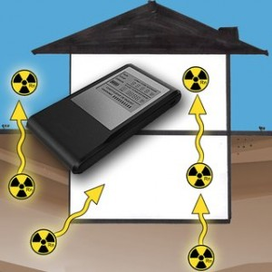 Měření radonu nemovitostí, pracoviště, staveb, apod.